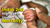 India 2nd In U-5 Child Mortality