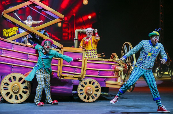 Indian Circus Industry Staring At Bleak Future In
