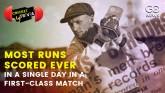 Cricket Trivia - Most Runs Scored Ever In A Single