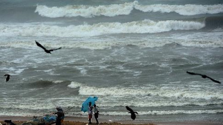 West Bengal: Wind estimated to move at 135 km per