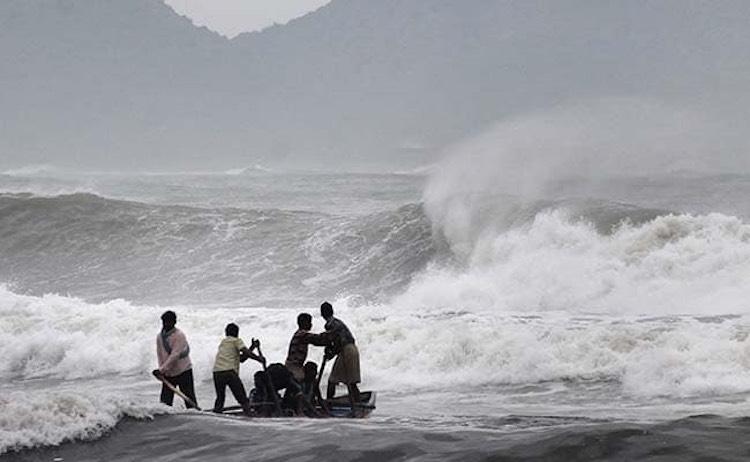 Cyclone 'Maha' weakens in Gujarat, West Bengal on