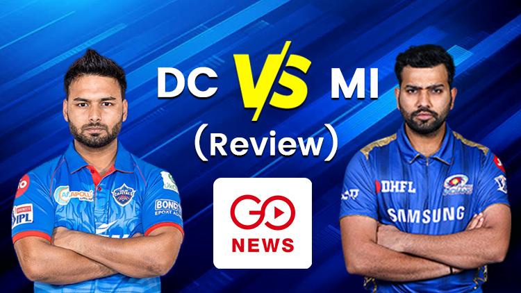 The Cricket Show: Delhi Capitals vs Mumbai Indians (Review)