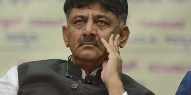 ED Arrest D K Shivakumar In Money Laundering Case