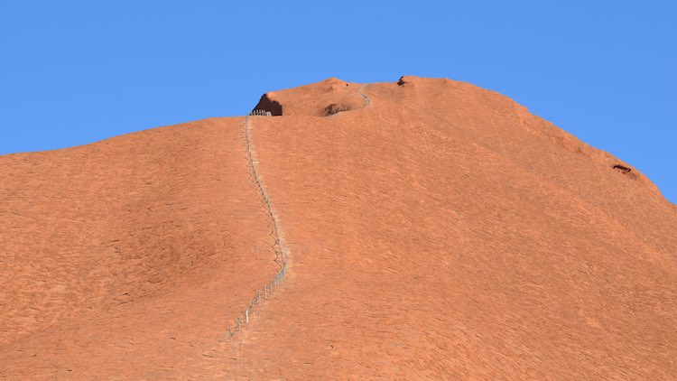 No More Climbing At Uluru & Its Much-Respected Tju