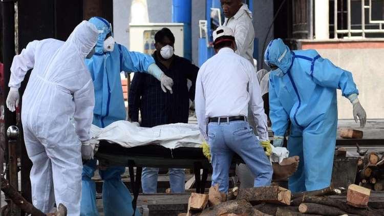 COVID-19 Death Toll Puts India At Fifth Spot Globa