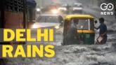 Heavy Rains Lash Delhi-NCR, More Showers Predicted