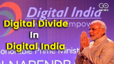 Digital Divide In Digital India: lack Of Internet