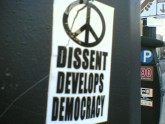 Dissent Is Not Sedition