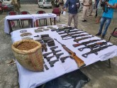 Assam: Huge Cache Of Arms Recovered Amid Independe