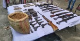 Huge Cache Of Arms Recovered In Assam, 3rd Major S