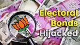 BJP Hijacks Electoral Bond Scheme
