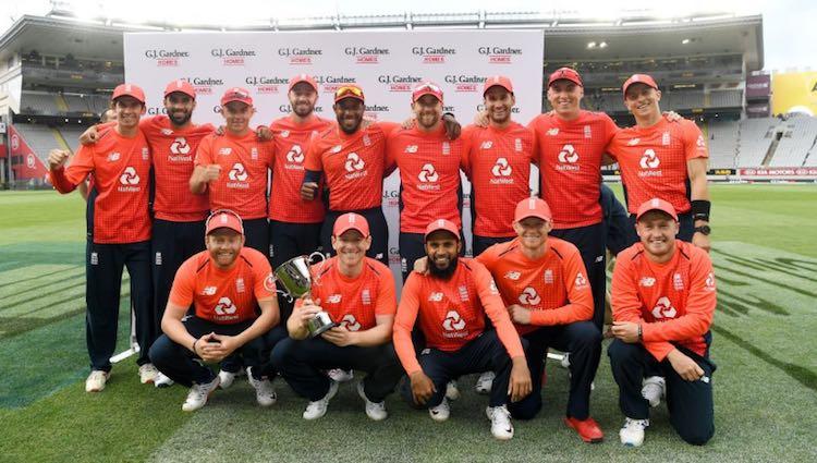 England vs New Zealand fifth T20I