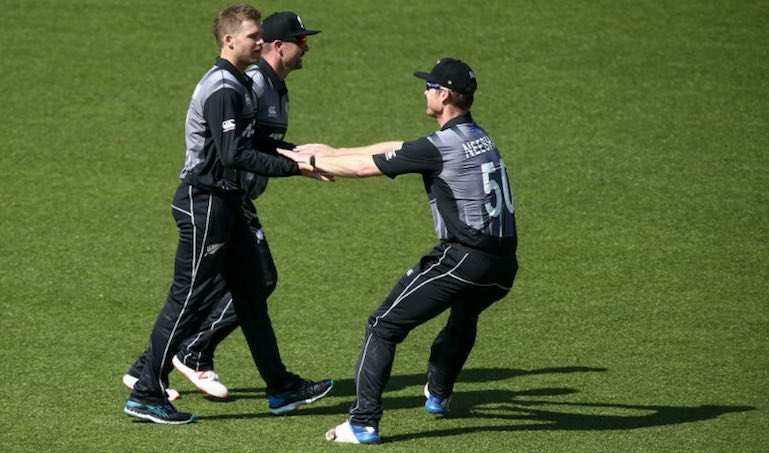 England vs New Zealand 2nd T20I