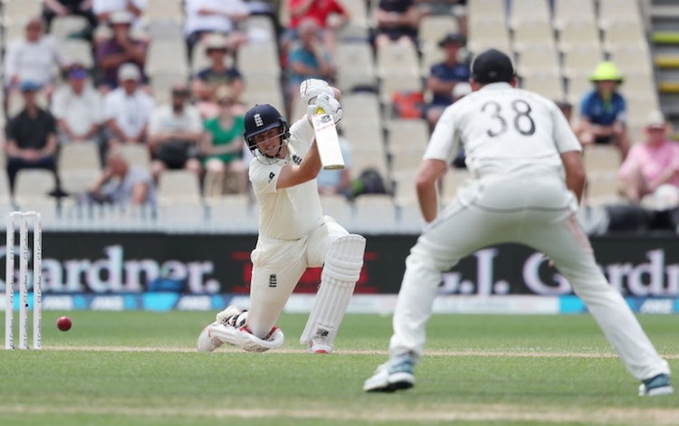 England vs New Zealand Second Test