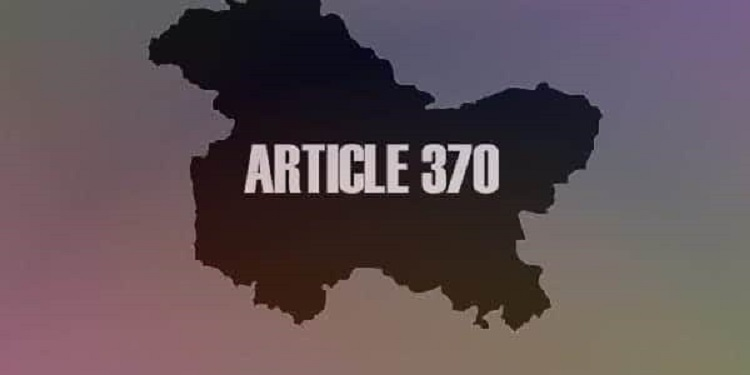 Article 370 Abrogation Anniversary: Curfew Across