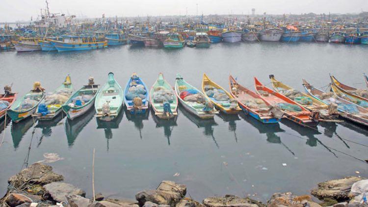 fisherfolk in Tamil Nadu
