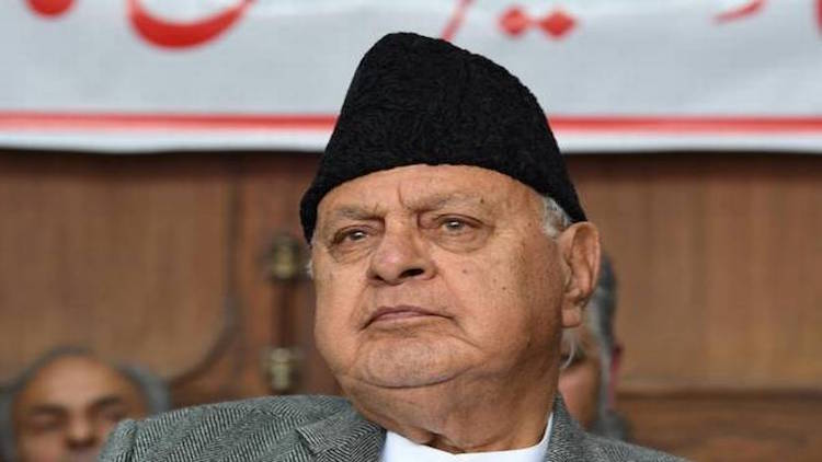 Farooq Abdullah's Detention In J&K Extended By 3 M