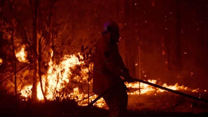 Australian fire hits New Zealand, PM Morrison canc
