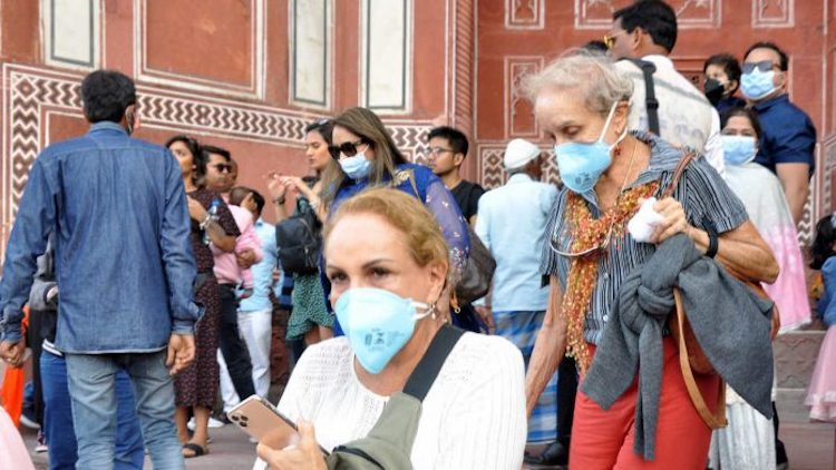 Coronavirus Stings India Tourism Industry