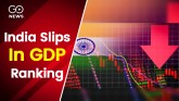 India Drops to Number 7th in Global GDP Ranking