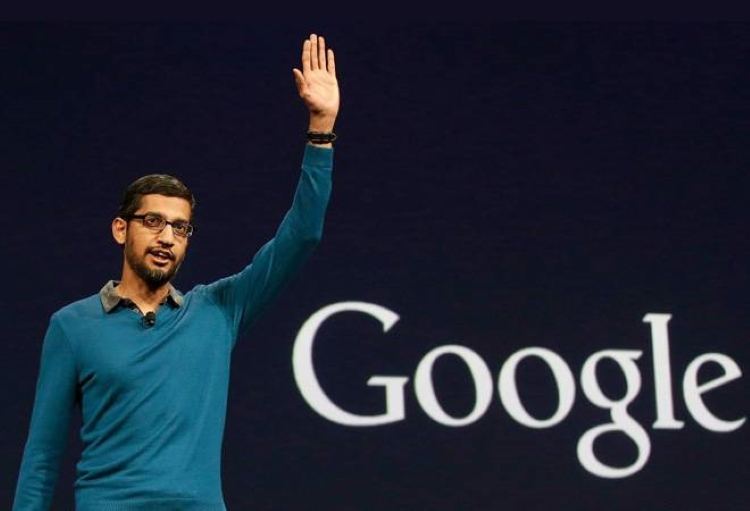 Google Announces $10 Billion Digitization Fund To