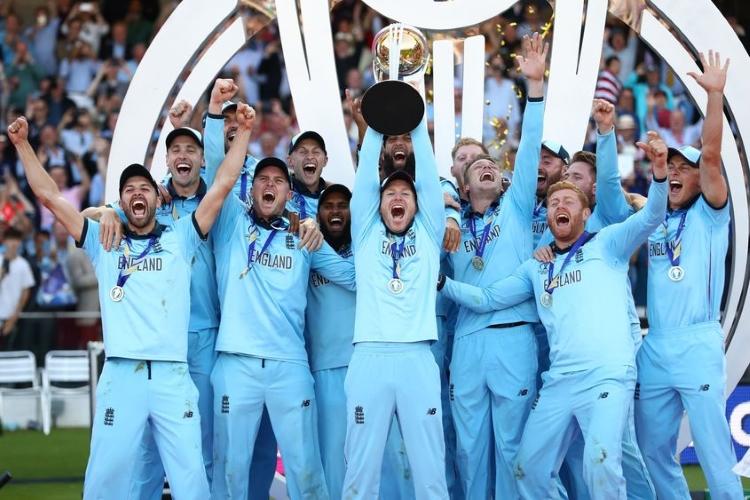 ICC Launches Men's Cricket World Cup Super League