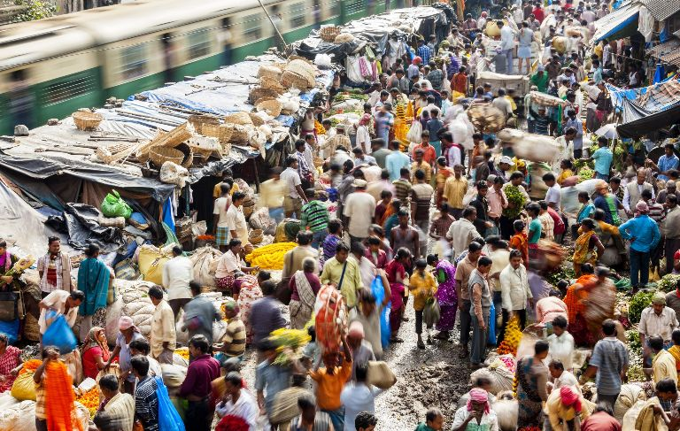India's Population Density A Big Worry Amid Covid-
