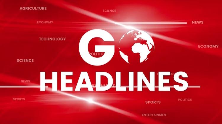 GoHeadlines- Top News of the Hour | #NewsIn90Sec