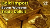 Gold Imports Trade Deficit August 2021