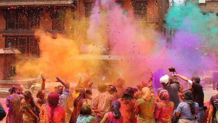 Holi Celebrations Likely To Be Dampened Amid Virus