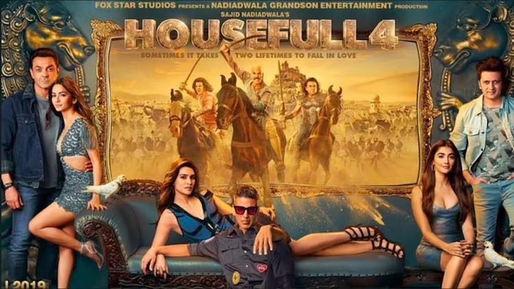The film Housefull 4 started off well at the box o