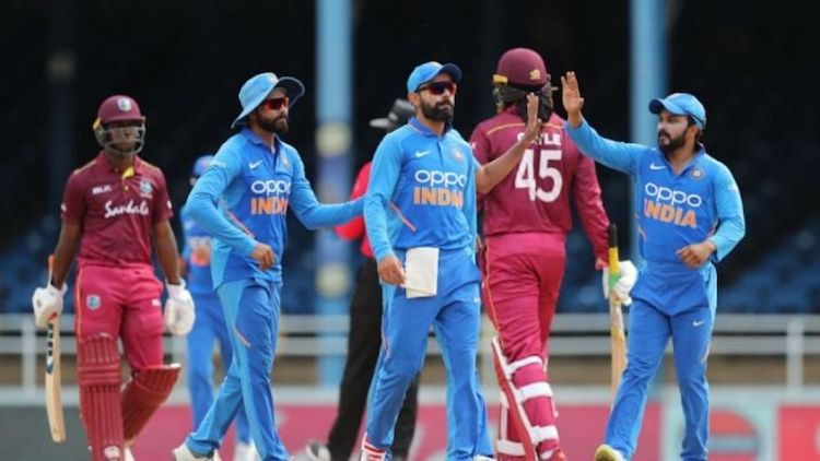 Stage Set In Chennai For 1st India Vs Windies ODI