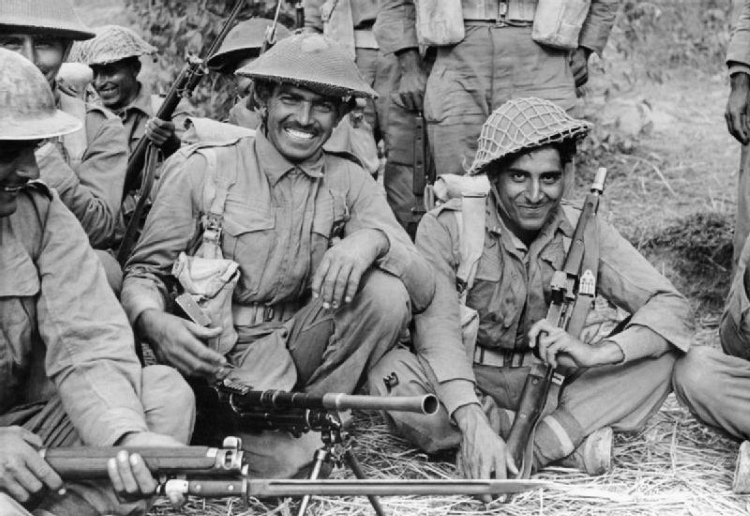 World War II Anniversary: UK Remembers Indian Sold