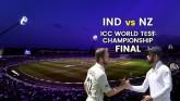 ICC #WTC2021 Final - India vs New Zealand, A Look
