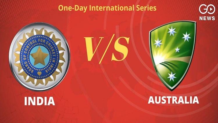 India vs Australia, at a glance records