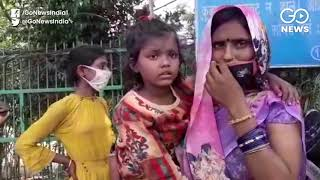 Delhi: Police Turn Back Migrant Workers Desperate