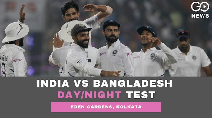 India-Bangladesh Day Night Test