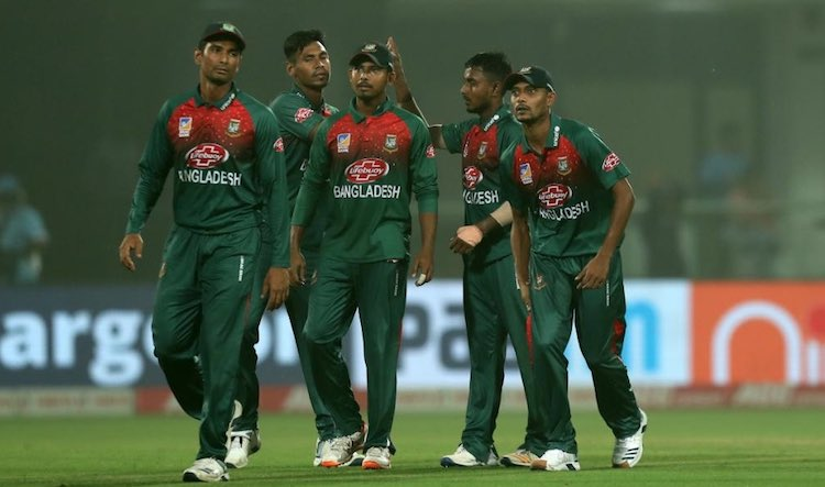 India-Bangladesh First T20I