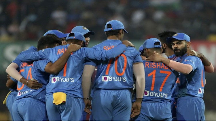 Team India For New Zealand T20 Announced