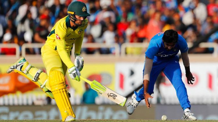 Stage Set For Ind Vs Australia 2nd ODI On Friday