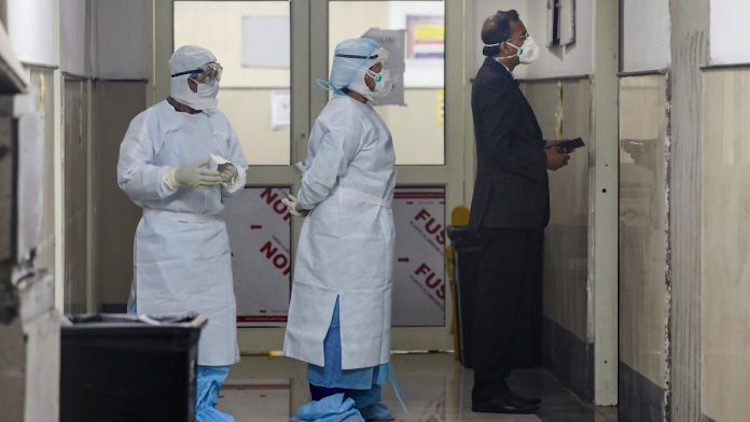 MP Doctor Succumbs To Coronavirus, First Case Of M