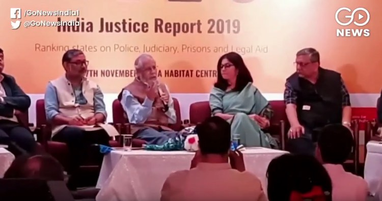 Maharashtra ranks first in better judicial system:
