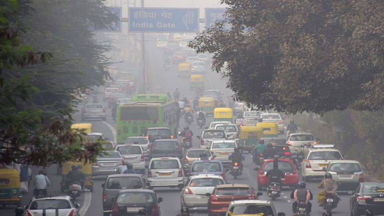 Air Quality 'Very Poor' In Delhi-NCR, AQI Above 35