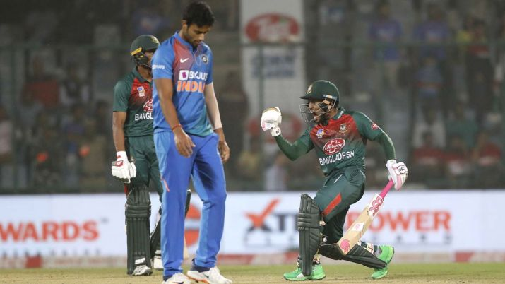 India vs Bangladesh Second T20I