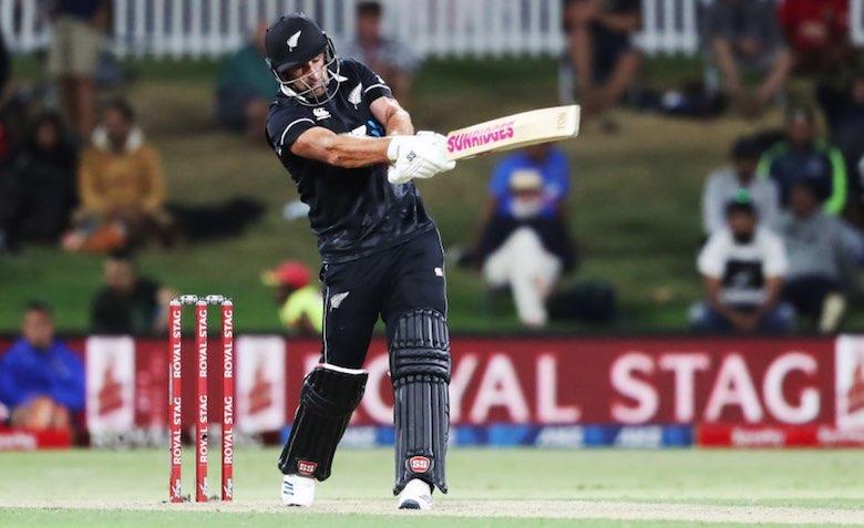 India vs New Zealand third ODI