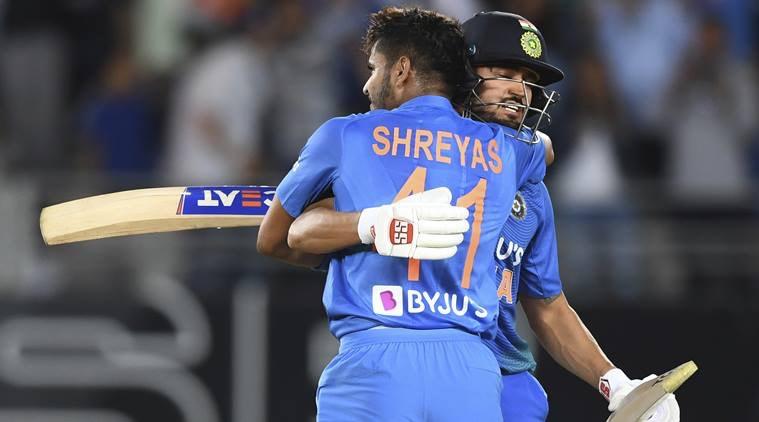 India vs New Zealand first T20I