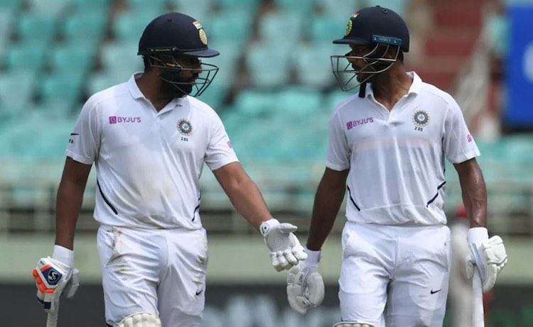 India vs South Africa Second test