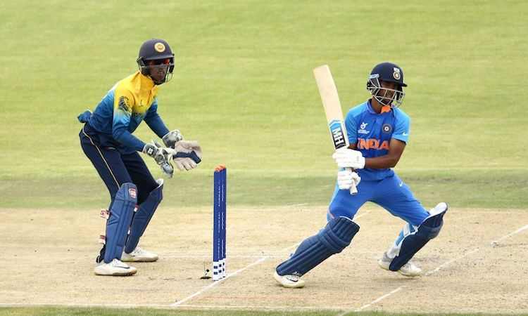 India vs Sri Lanka U19