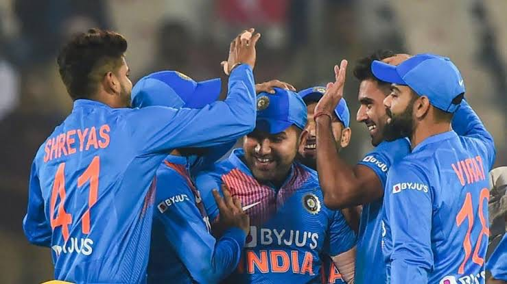 India vs West Indies Third T20I