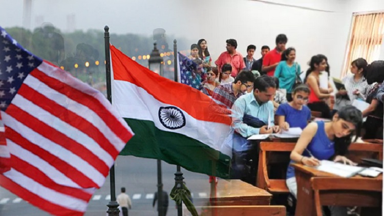 Indian Students Dismayed as US Imposes Fresh Restr